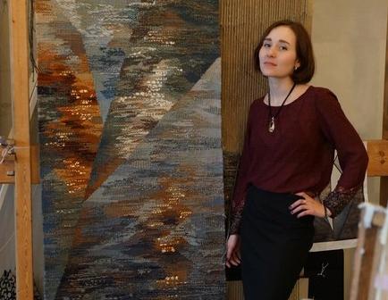 Катя Абламская: Я – фанатик ткачества