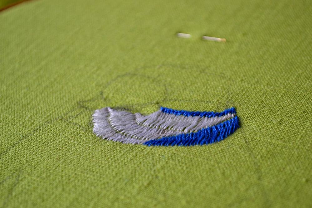 вышивка отоми