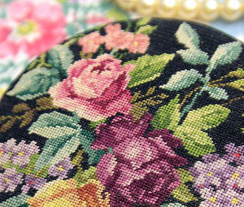 Праздные размышления о гобеленовой вышивке, жизни и немного о тщете бытия
