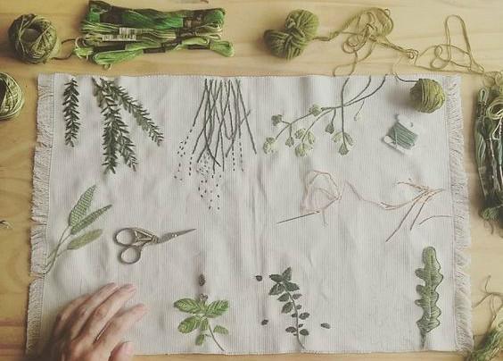 Как научиться вышивать: 8 советов начинающим