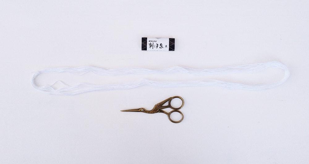 нитки для сашико