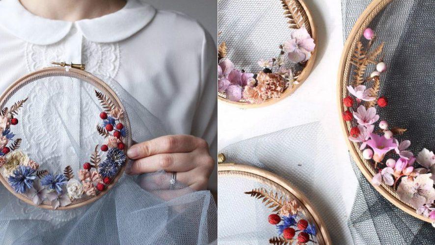 Instagram-находки: Olga Prinku и ее цветочные венки