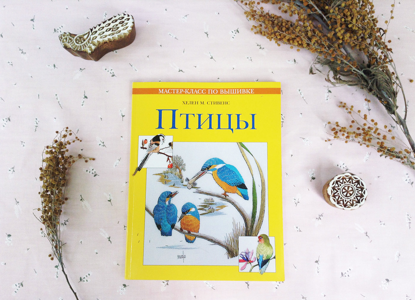 Обзор книги Хелен М. Стивенс «Птицы»