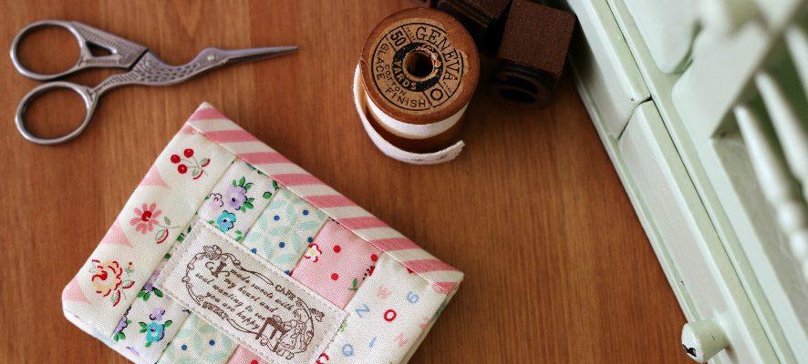 Как сшить игольницу-книжку своими руками