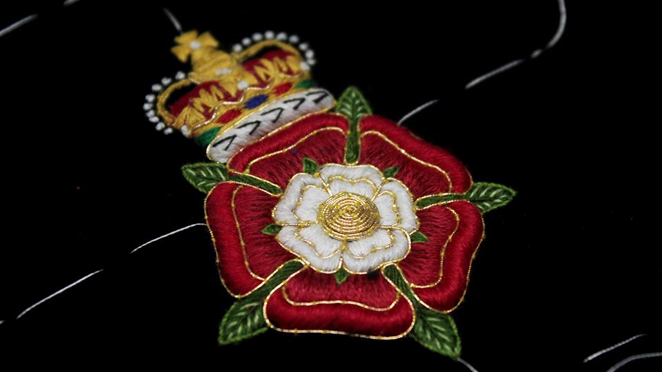 роза тюдоров английская