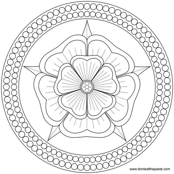 роза тюдоров вышивка