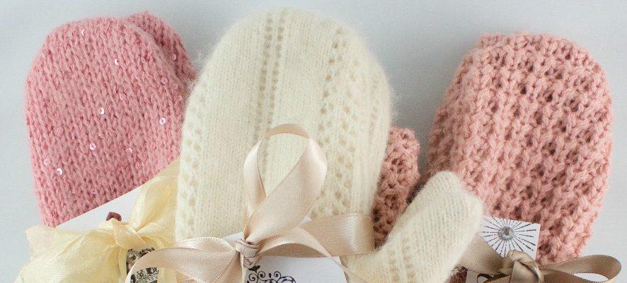 Как сшить варежки из старого свитера