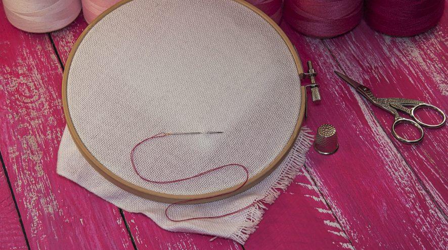 Как подкладка может спасти вашу вышивку?