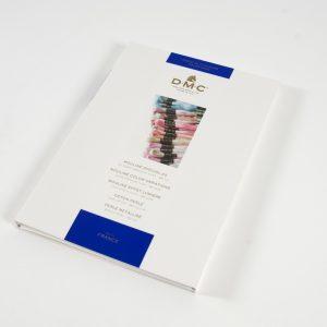 Карта цветов мулине DMC купить