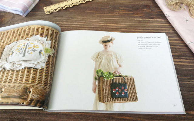 Zakka embroidery от Юмико Хигучи